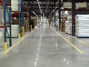 Retroplate Polished Concrete Industrialtech